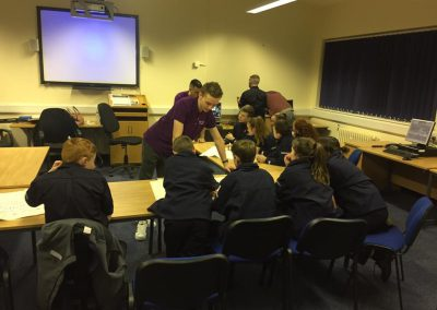Street Aware Youth Ambassadors Training Young Fire Fighters